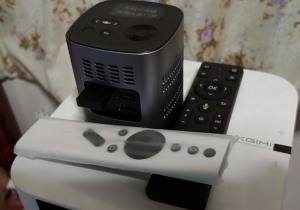 M200 a good small projector
