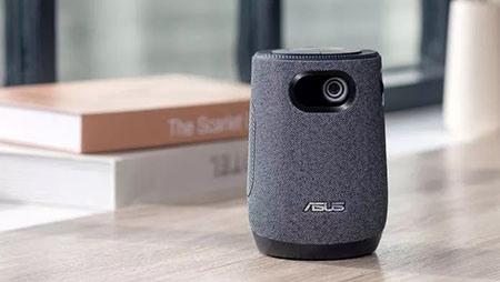 CES2021华硕推出新款便携投影仪