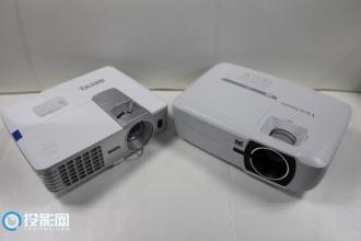优派PX725HD与明基W1070+对比哪款好?谁更值得买?